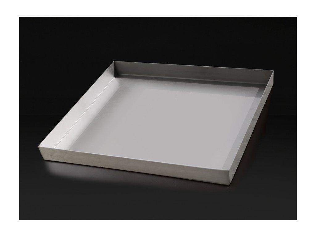 DX 1000 - Nerezová miska na 4 himalájské solné desky