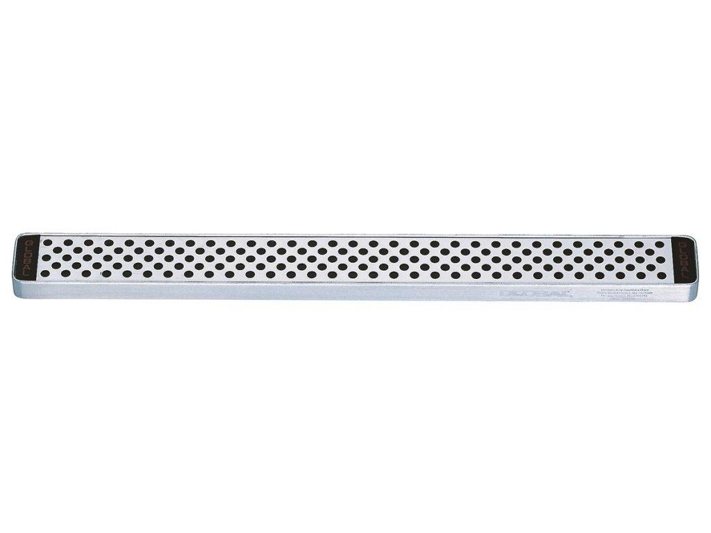 Magnetická lišta na fixaci nožů Global, 51 cm