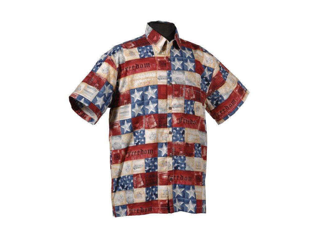 Košile Freedom XL