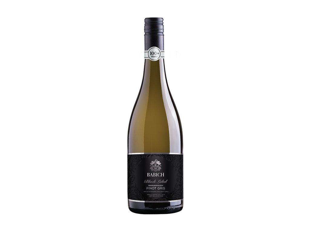 Babich Pinot Gris Black Label Marlborough 2015