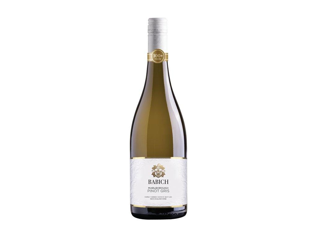 Babich Pinot Gris Classic Marlborough 2015