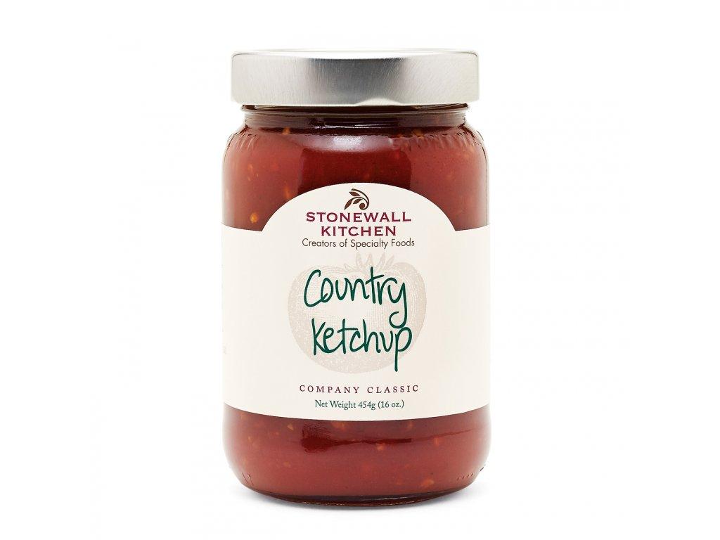Stonewall Kitchen Country Ketchup, 454g