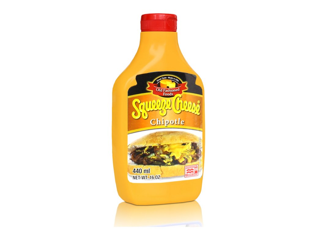Chipotle Squeeze Cheese, 440 ml