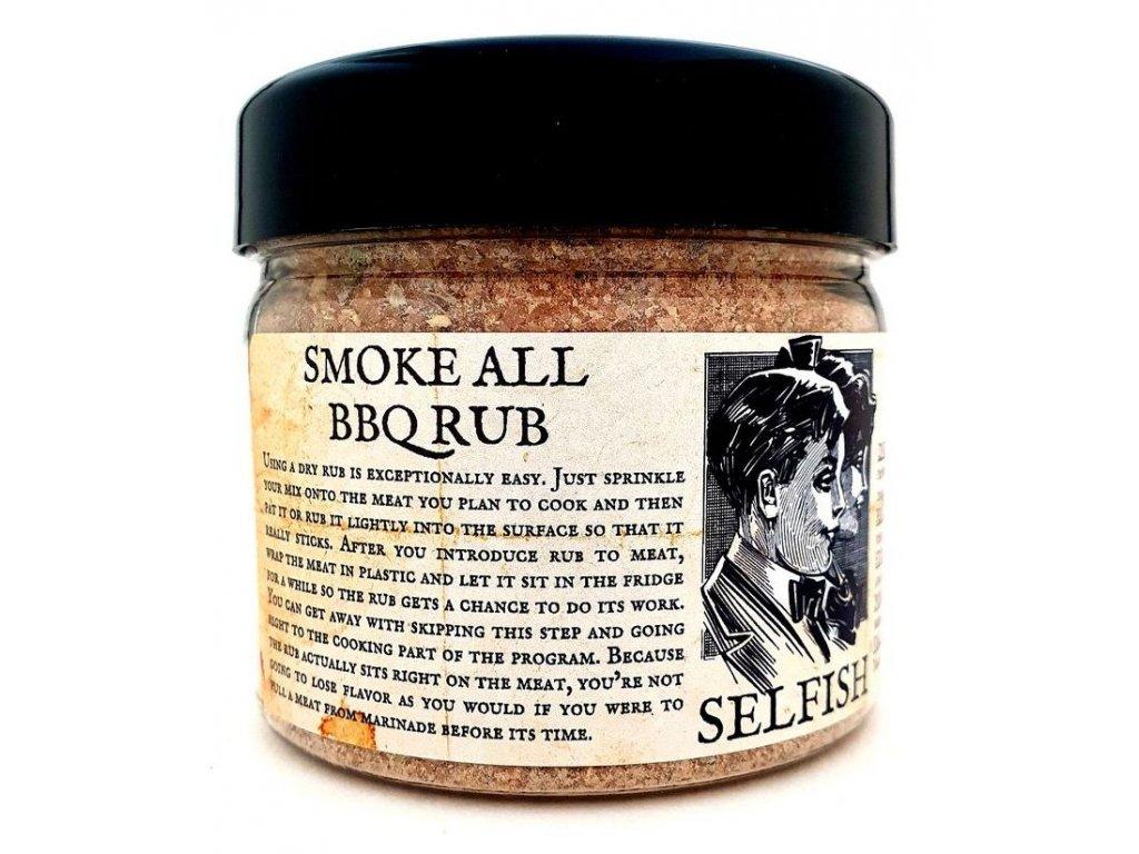 Smoke All BBQ Rub, 300 g