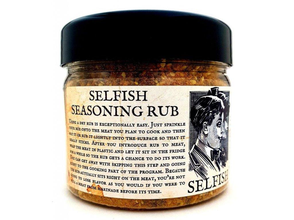 Selfish Seasoning Rub, 300 g