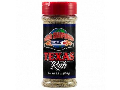 Steakové koření SCA Texas Rub, 176 g