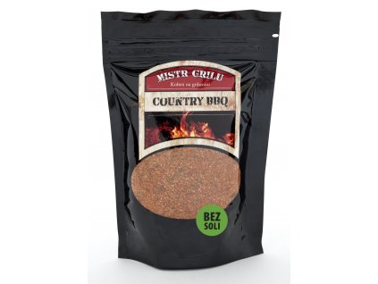 Grilovací koření BEZ SOLI - Country BBQ, 100g