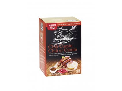 Udící briketky Premium Chili Cumin - 48ks