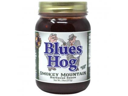 BBQ omáčka Blues Hog Smokey Mountain, 557 g