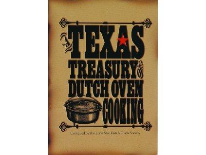 Kniha Texaské vaření v Camp Dutch Oven