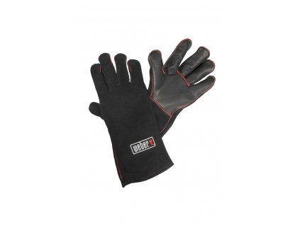 Kožené grilovací rukavice Weber, 1 pár