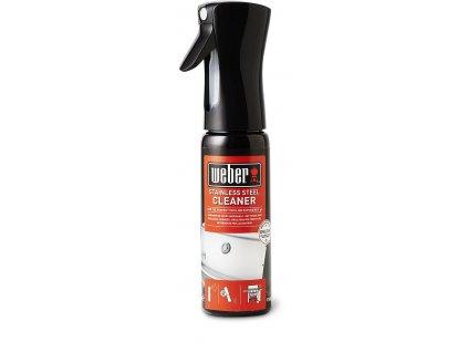 Weber čistič na ušlechtilou ocel