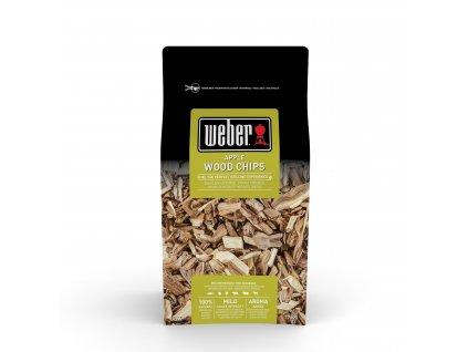 Weber dřevěné lupínky k uzení JABLOŇ