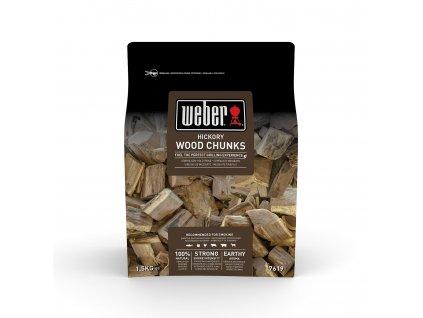 Weber dřevěné špalíky k uzení - HICKORY