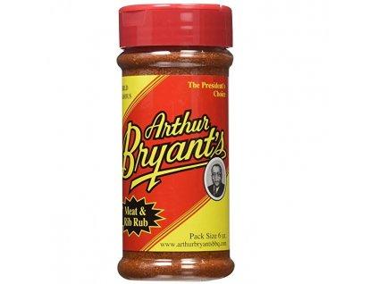 """BBQ koření Arthur Bryant´s """"Meat & Rib Rub"""", 170 g"""