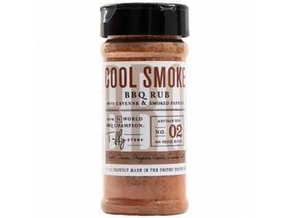 Tuffy Stone Cool Smoke BBQ Rub, 176 g
