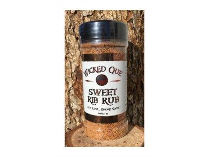 Wicked Que Sweet Rib Rub, 170 g