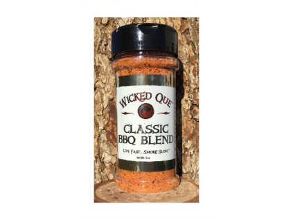 Wicked Que Classic BBQ Rub, 142 g