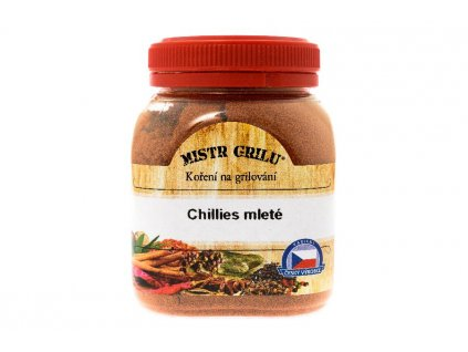 Chili mleté, 200g