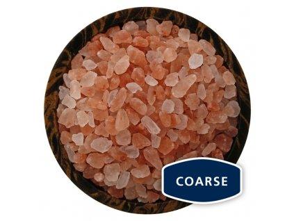 Růžová himalájská sůl - Coarse, 100 g