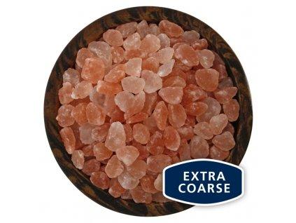 Růžová himalájská sůl - Extra Coarse, 100 g