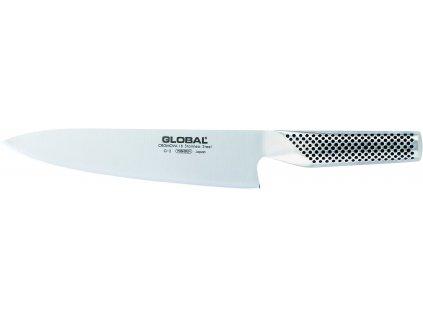 Japonský šéfkuchařský nůž Global G-2, 20 cm