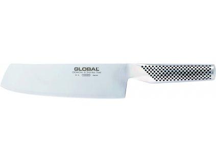 Japonský nůž na ovoce a zeleninu Global G-5, 18 cm