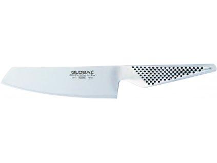 Japonský nůž na ovoce a zeleninu Global GS-5, 14 cm