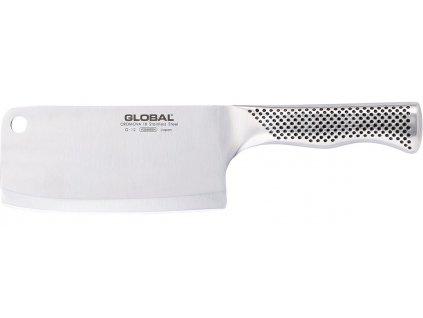 Japonský sekáček na maso Global G-12, 16 cm