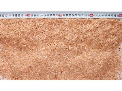 Piliny na uzení 0,5-1,5mm HICKORY, 15kg