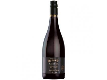Babich Pinot Noir Black Label Marlborough 2016