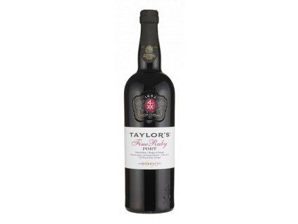 Taylor's Port Fine Ruby