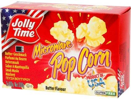 Popcorn Jolly Time Butter, 3x100g