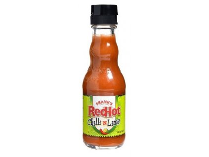 Frank's Red Hot Chilli & Lime, 148 ml