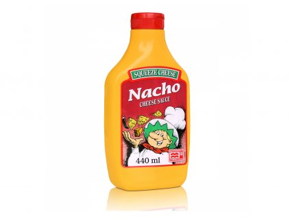 Nacho Squeeze Cheese, 440 ml