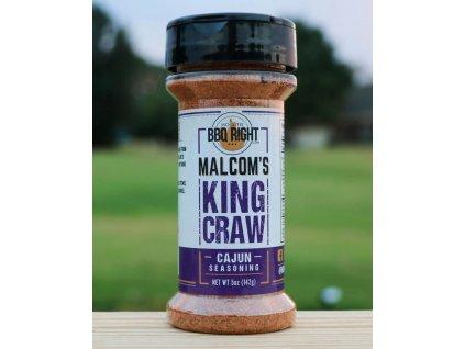 Malcom´s King Craw Kajun Seasoning, 142 g