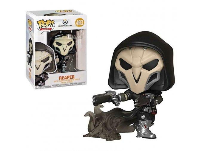 figura funko pop reaper overwatch 493