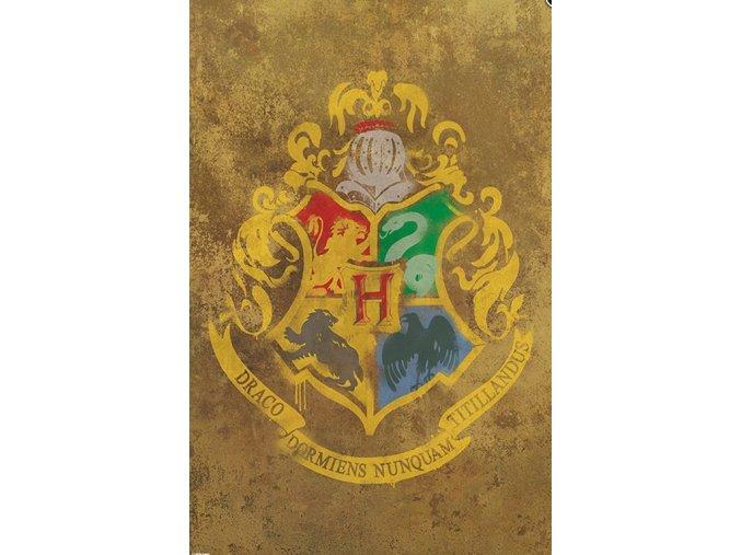 Plakát Harry Potter - Bradavice