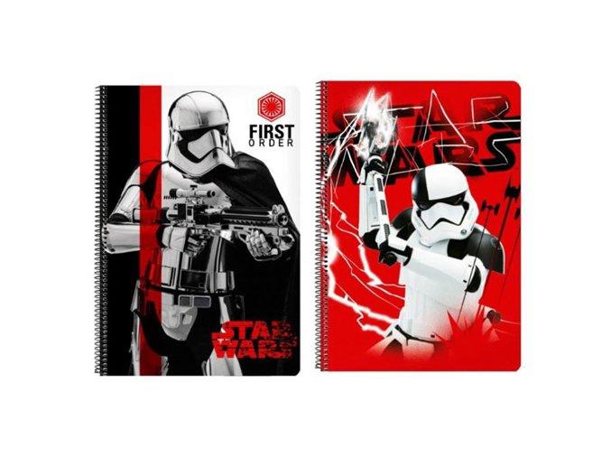 Blok A4 Star Wars - Stormtrooper