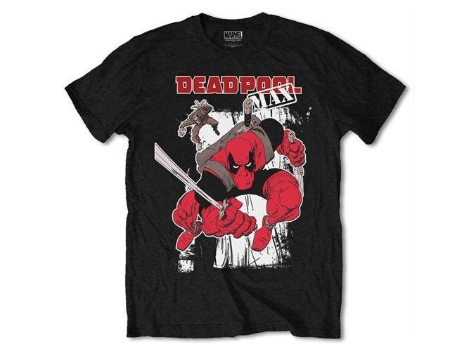 Pánské tričko Deadpool - MAX