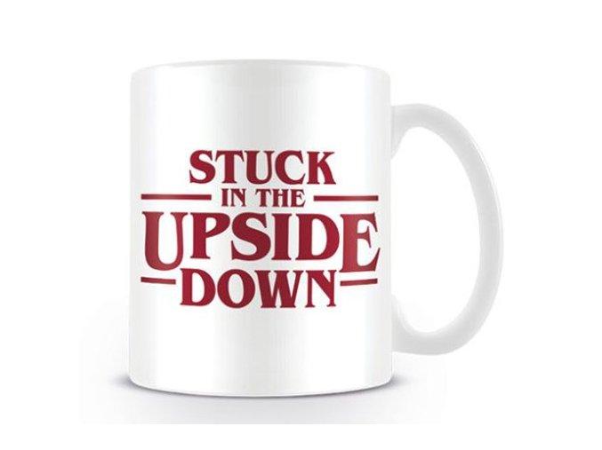 Hrnek Stranger Things - Stuck in the Upside Down