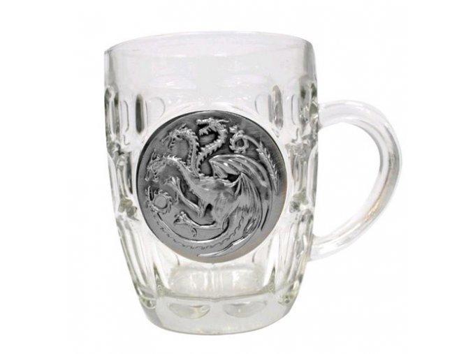 Skleněný Korbel Hra o trůny - Targaryen
