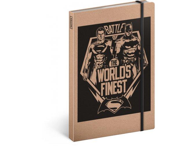 notes batman v superman battle linkovany 13 x 21 cm 5 2