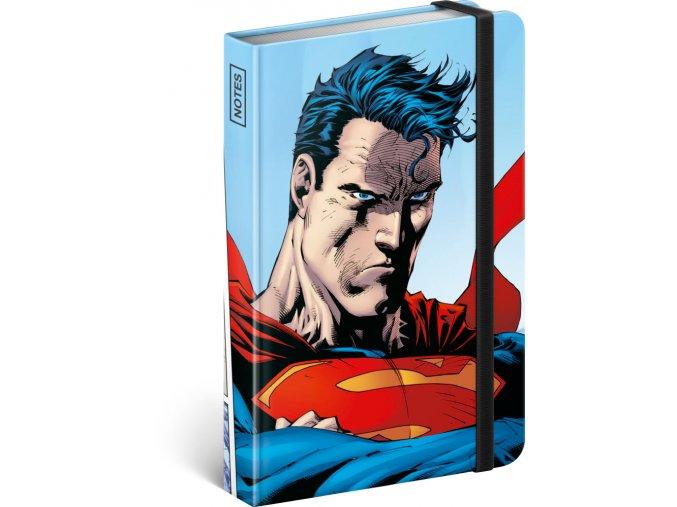 notes superman world hero linkovany 10 5 x 15 8 cm 3 2