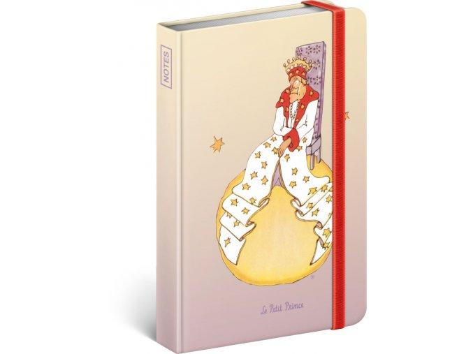 notes maly princ king linkovany 10 5 x 15 8 cm 3 2
