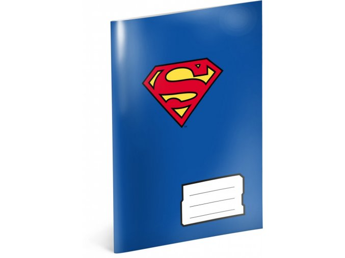 skolni sesit superman heart a5 40 listu linkovany 1 1