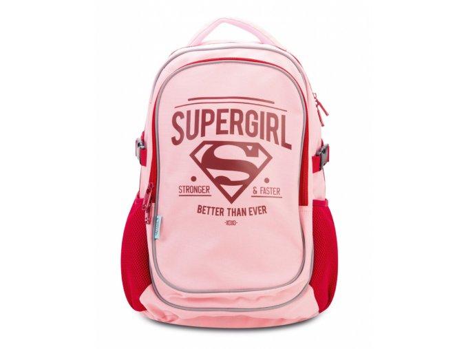 skolni batoh s poncem supergirl original 15 1