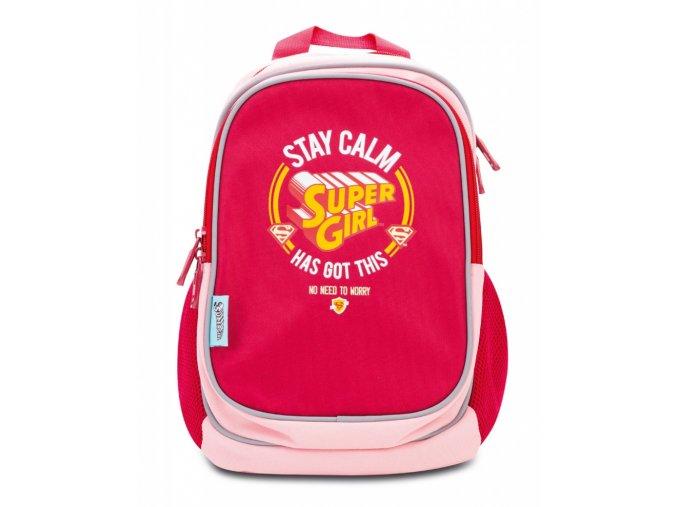 predskolni batoh supergirl stay calm 9 1