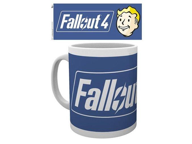 Hrnek Fallout 4 - Logo, 300 ml
