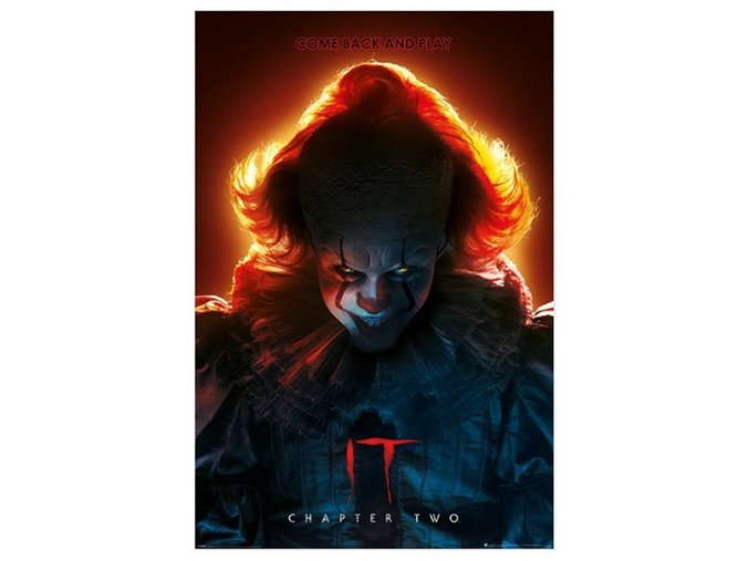Plakát IT - Chapter Two - Come back and Play